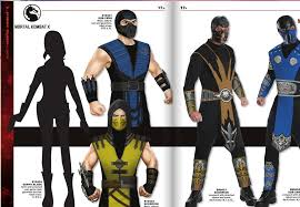 Noob Saibot Halloween Costume Mortal Kombat Media U0026 Merchandise Rubies Catalogue