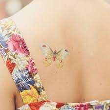 best 25 colorful butterfly tattoo ideas on pinterest butterfly