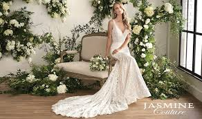 The Beauty Of Jasmine Bridal Dresses Wedding Gowns High End Wedding Dress