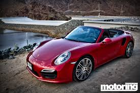 porsche carrera 2014 2014 porsche 911 turbo cabriolet reviewmotoring middle east car