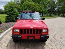 1999 jeep cherokee sport 5 speed manual 51k low original miles