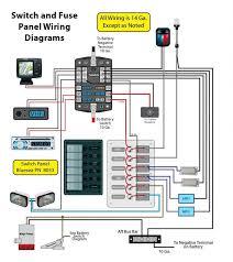 boat wiring schematic diagram wiring diagrams for diy car repairs