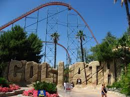 Goliath Six Flags Six Flags Magic Mountain Goliath Spokkerjones Flickr