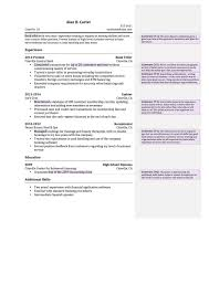 Resume Samples With Skills by Fetching Bank Resume Samples Sample And Free Templates Template