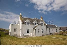 Barn Cottage Mull Mull Scotland Island Stock Photos U0026 Mull Scotland Island Stock