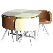 table de cuisine chaise table de cuisine avec chaise encastrable table et chaises de
