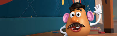 potato head characters toy story