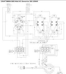 gas generator wiring diagram images electrical circuit