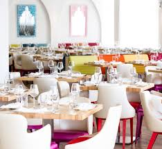 hote cuisine zyara restaurant lebanese cuisine lounge at quartier dix30 in