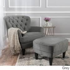 gray living room chair grey living room chairs for less overstock com