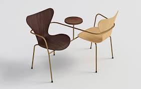 Jacobsen Chair 7 Cool Architects Architects Reinterpret Arne Jacobsen U0027s Chair