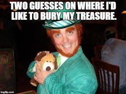 Leprechaun Meme - a mrs robinson for 2015 beyond welcome to munchkinland