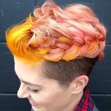 50 women u0027s undercut hairstyles to make a real statement