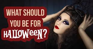 what should you be for halloween quiz quizony com