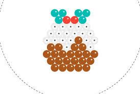 templates beados moose toys