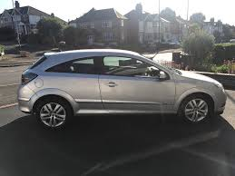 vauxhall astra 2008 58 1 4 sxi manual 3 door in leicester