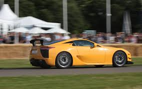 lexus supercar sport lfa reborn lexus hints at next gen supercar