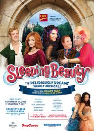 win tickets sleeping beauty ross petty production