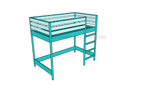 Diy Bunk Beds With Steps by Bunk Bed Howtospecialist How To Build Step By Step Diy Plans