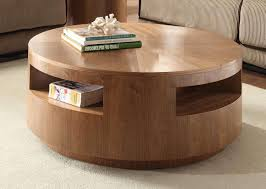 round coffee table with casters image gallery of circular coffee tables with storage view 2 of 20
