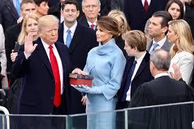 inauguration of donald trump wikipedia