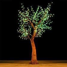 led light tree cherry blossom 7 ft free shipping