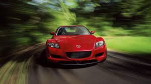 mazda sports car mazda double recalls rx 8 sports car for fuel suspension woes