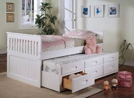 Daybed With Trundle And Storage Twin Bed With Storage Drawers Vintage Building Twin Bed With