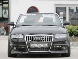audi rs4 grille rieger rs4 front bumper for audi a4 s4 b6