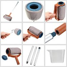 professional paint roller kit brush painting runner pintar tool