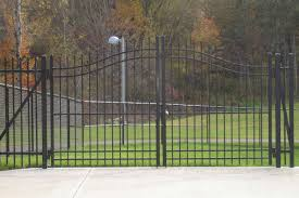 gate and fence wrought iron gate designs rot iron railing metal