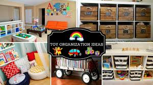 Toy Organization by 85 Toy Organization Ideas Youtube