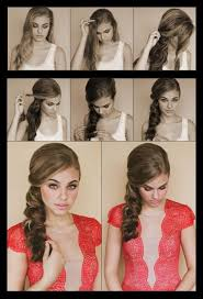 hair braiding styles step by step 12 beautiful fashionable step by step hairstyle tutorials