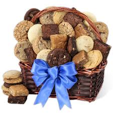 food gift basket baked goods premium gift basket by cheesecake