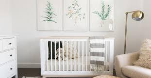 deco chambre de bébé deco chambre bébé 15 inspirations trop mignonnes
