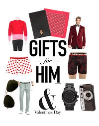 valentines ideas for men s gifts for guys sweethaute