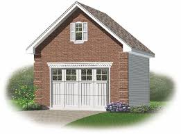 Detached Garage Plans by Good Single Garage Plans Comfortable 13 Armstrong Detached Garage