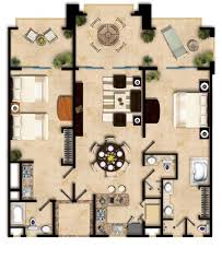 Split Master Bedroom 17 Floor Plans For Master Bedroom Suites Floridays Resort
