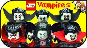 lego vampire halloween minifigure collection youtube