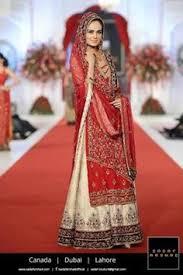 Red Bridal Dress Makeup For Brides Pakifashionpakifashion Pin By Pakifashion Com On Pakistani Bridal Dresses Pinterest