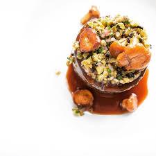 cerf cuisine ce soir au menu du gala des finissants salmis de cerf comme un