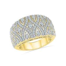 online rings images Diamond gold cocktail ring designs cocktail rings online india jpeg
