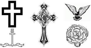 christian symbols and their descriptions