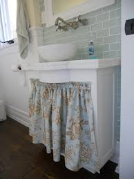 97 best skirts for sinks images on pinterest kitchen curtains