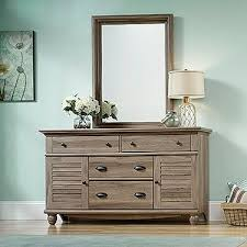 Sauder Harbor View Bedroom Set 11 Best Salt Oak Finish Furniture From Sauder Images On Pinterest