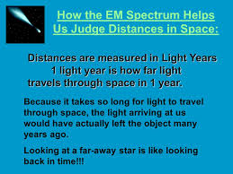 how long to travel a light year images The electromagnetic spectrum what it is and how it helps us judge jpg