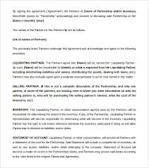 Certification Letter Of Expected Discharge Exle 9 Partnership Termination Letter Templates U2013 Free Sample Example