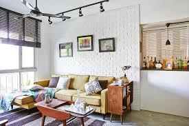 Home Studio Design Pte Ltd 9 Chic Homes With White Brick Walls Home U0026 Decor Singapore