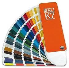 jotun ral k7 classic colour swatch fan deck guide ebay