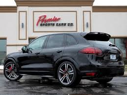 2014 porsche cayenne gts for sale in springfield mo stock p4344